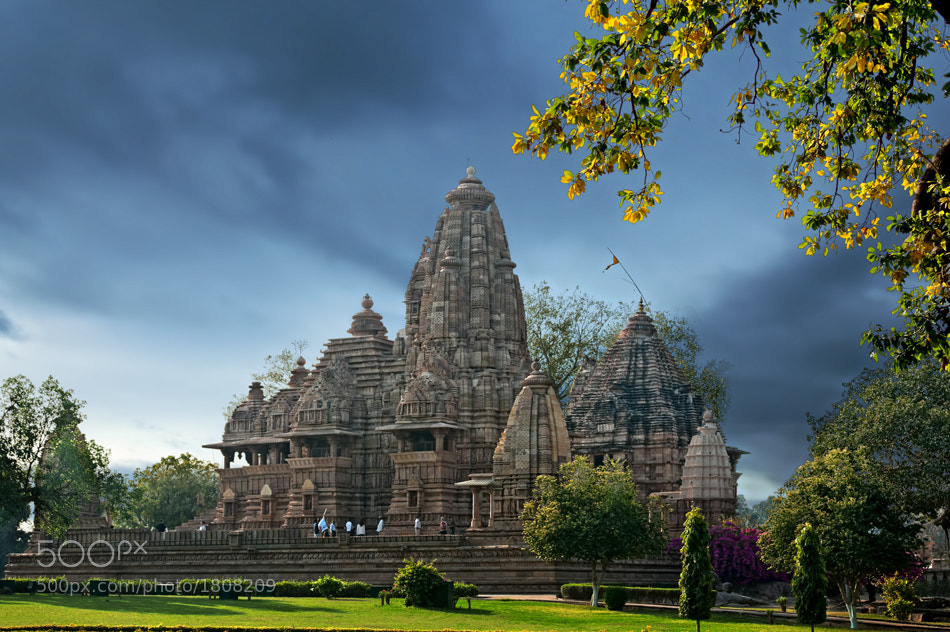 Photograph temples of Khajuraho by piet flour on 500px
