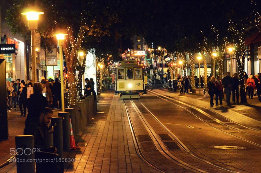 Oldest Tram - SFO