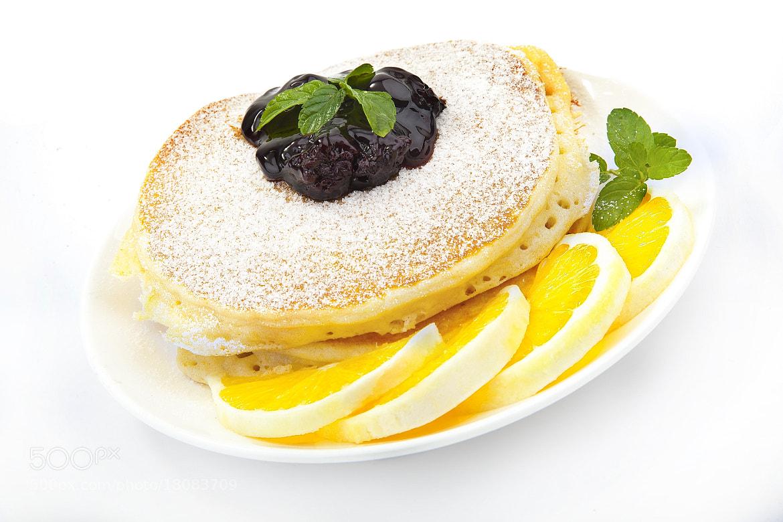 Photograph Pancakes by Zaid Saadallah on 500px