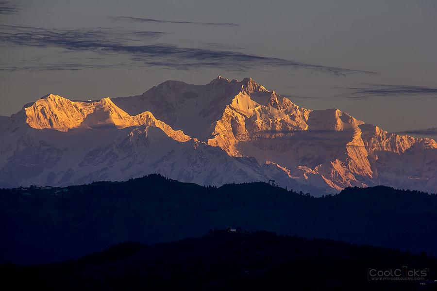 Mount Kanchenjunga... by Saroj Pandey #CoolClicks on 500px.com