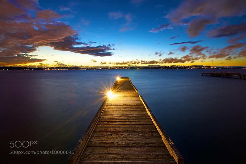 Photograph Kirkland Pier by David Kosmos Smith on 500px