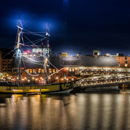 Boston Tea Party Museum, Nikon D610, AF Zoom-Nikkor 35-135mm f/3.5-4.5 N