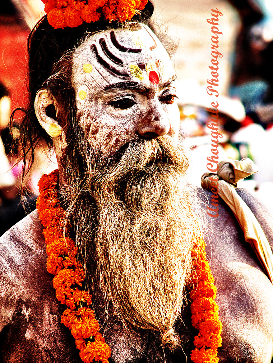 Photograph Super Sadhu by Ameet Choughule on 500px
