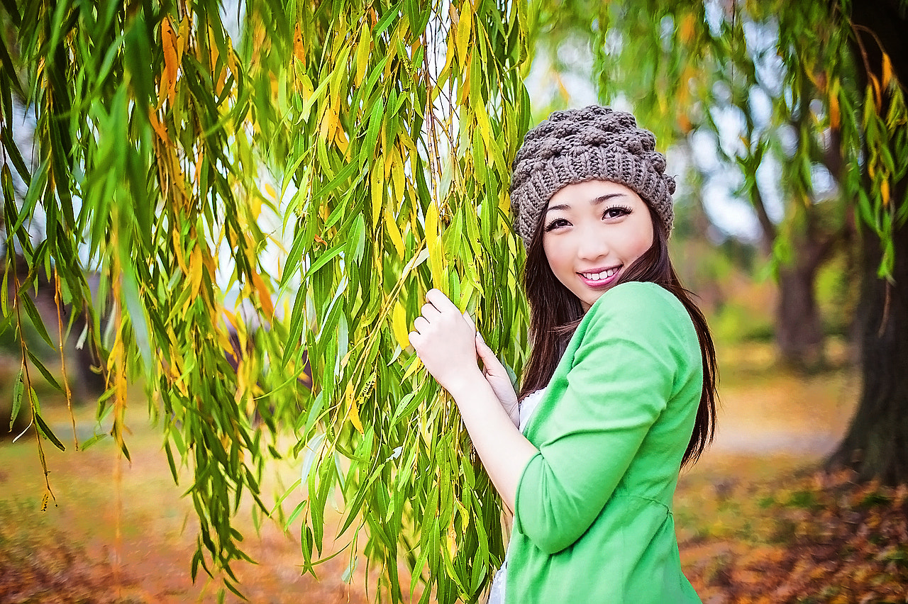 Photograph Fall and Smiles 02 by Jason Shum on 500px