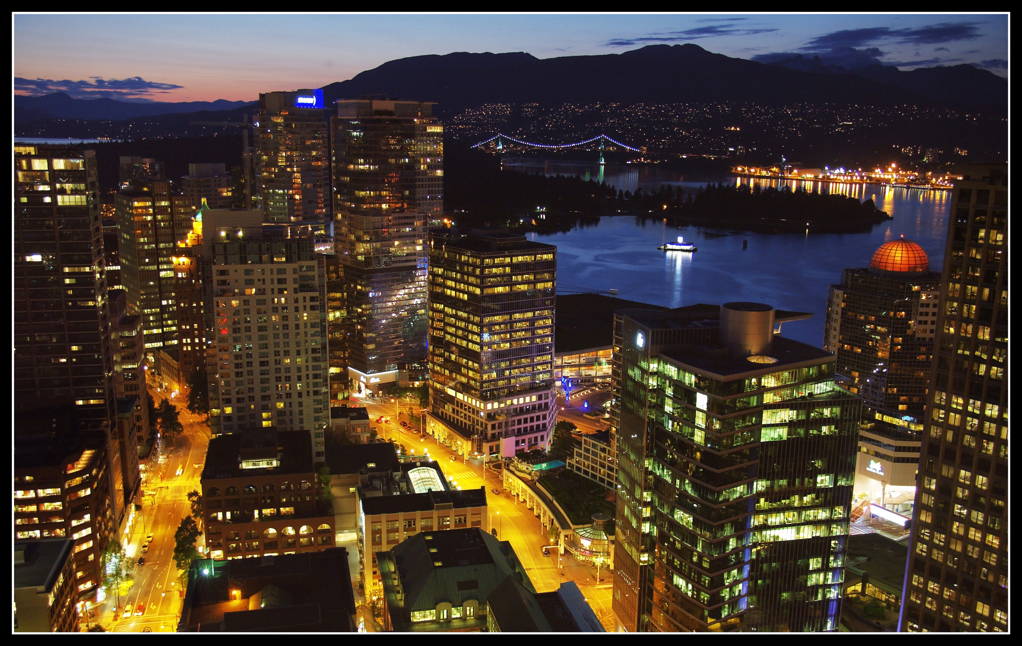 Photograph The Blues in Vancouver by Craig MacIntosh on 500px