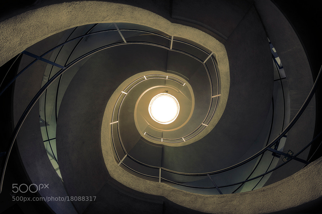 Photograph  Helix Effect  by Daniel Barter on 500px