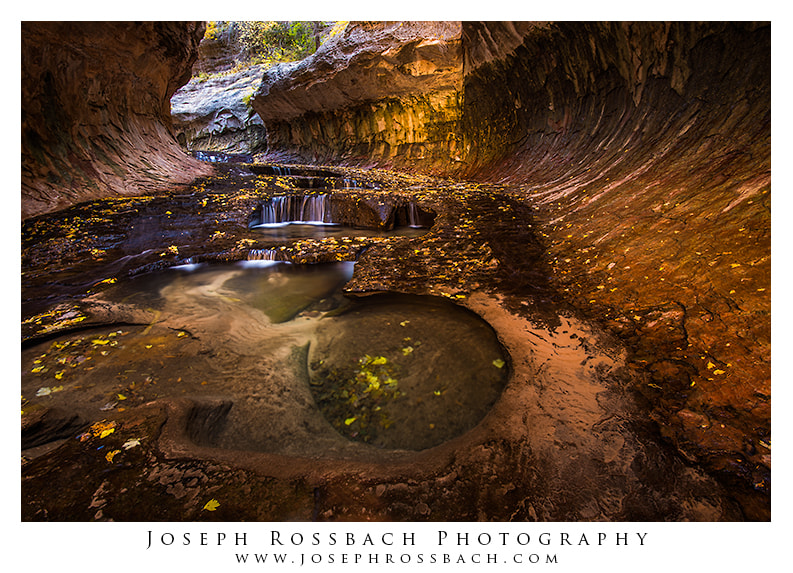 Photograph Subway Pools by Joseph Rossbach on 500px