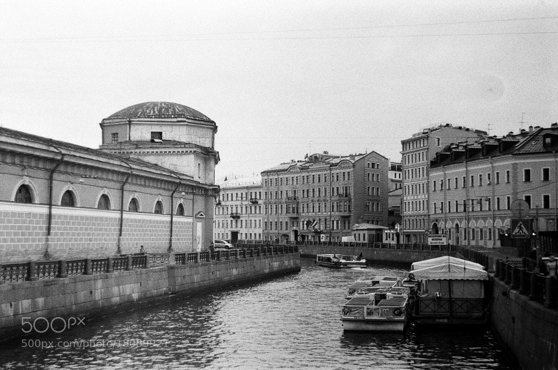 Photograph Saint-Petersburg/ILFORD HP5 PLUS 400 by Артур Куракин on 500px