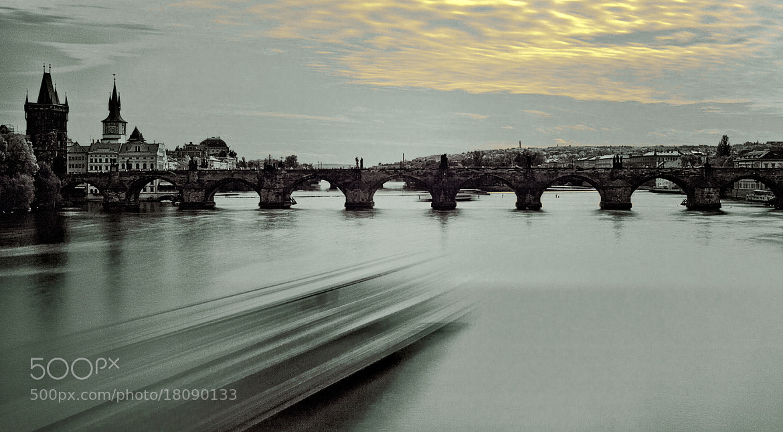 Photograph Charles Bridge Art by Thorsten Jung on 500px