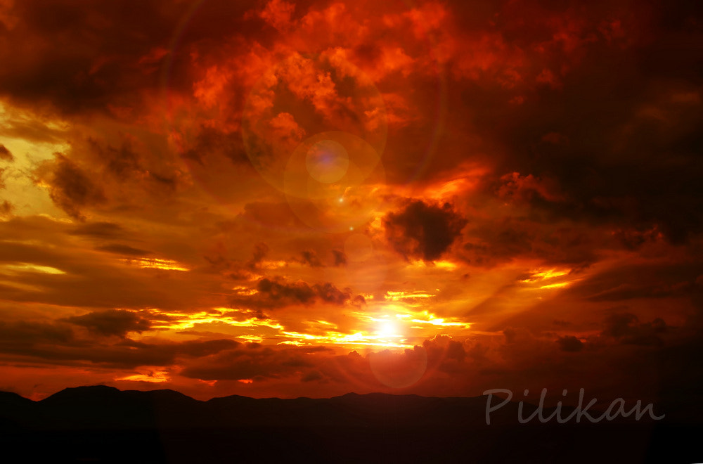 Photograph Sunset by Pilikan Ch on 500px