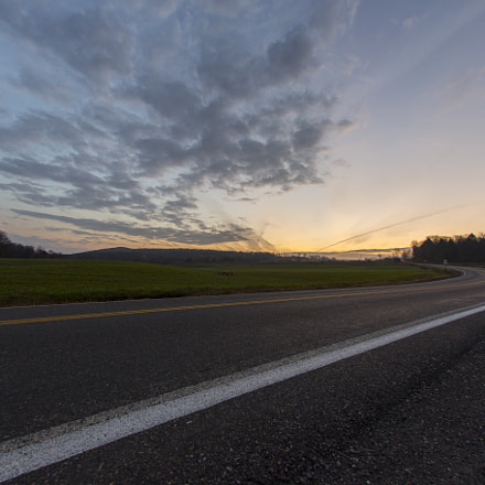 With the Curve, Canon EOS 6D, Sigma 15mm f/2.8 EX Fisheye