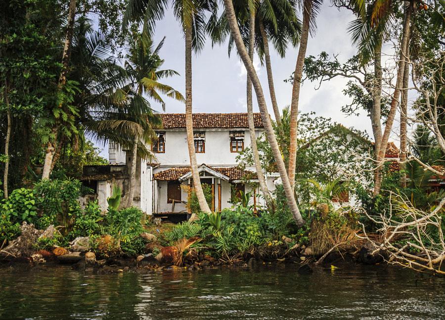 Dutch Style House on the Bentara River, Sri Lanka by Son of the Morning Light on 500px.com