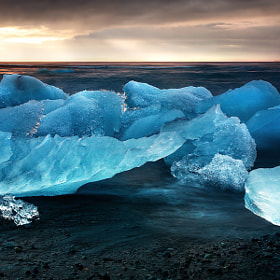 Jokulsarlonfjara by James Appleton (james_a2001)) on 500px.com