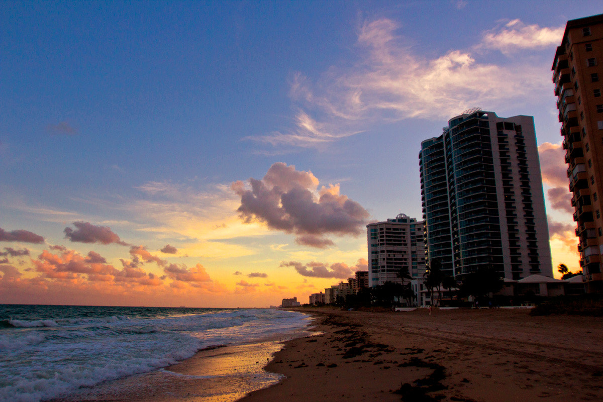Photograph Tropical Evening by Letsbewild.com  on 500px