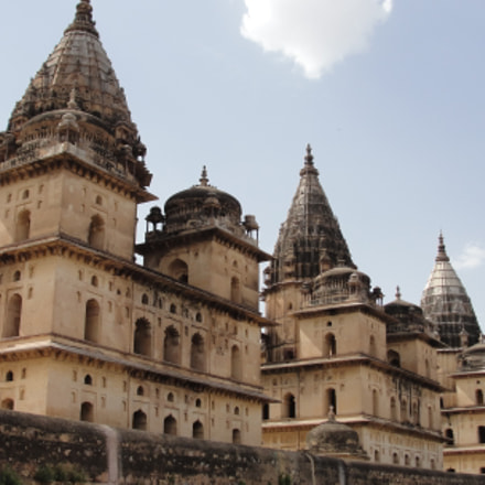 Orchha At Its Best, Sony DSC-H20