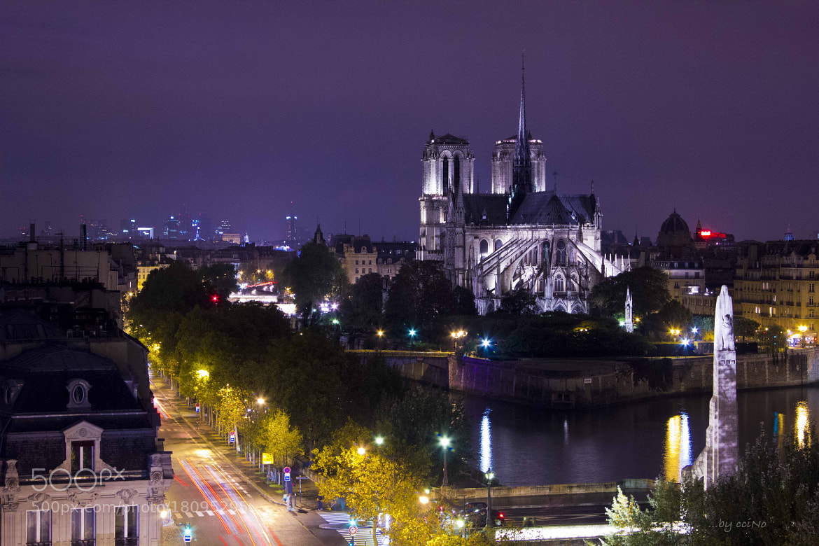 Photograph Notre Dame de Paris by Hoang Nam VO on 500px