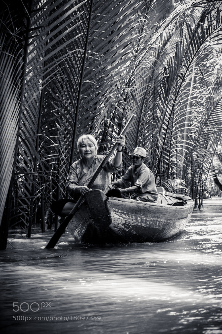 Photograph Mekong Delta by Bimal Tailor on 500px