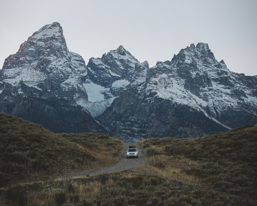Cottonwood Creek Road by Alex Strohl on 500px.com
