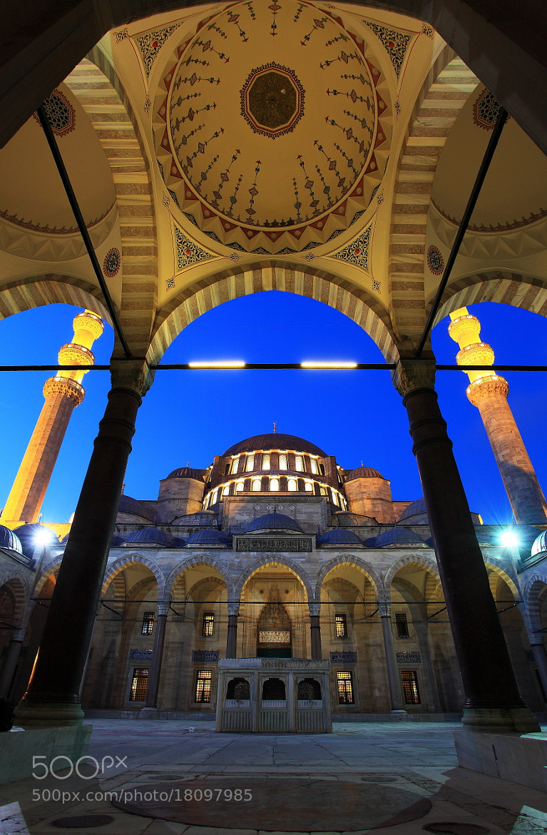 Photograph Süleymaniye by Erdal Suat   on 500px