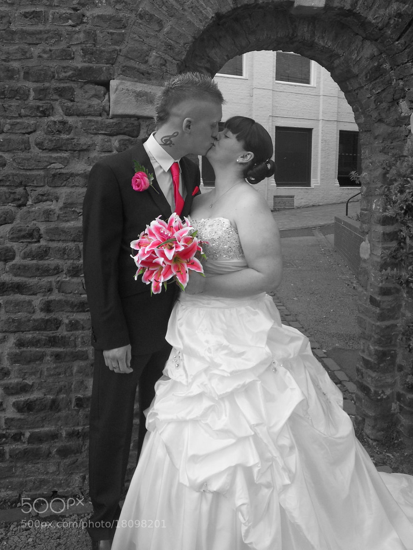 Photograph Wedding B&W by Amii Freeman on 500px