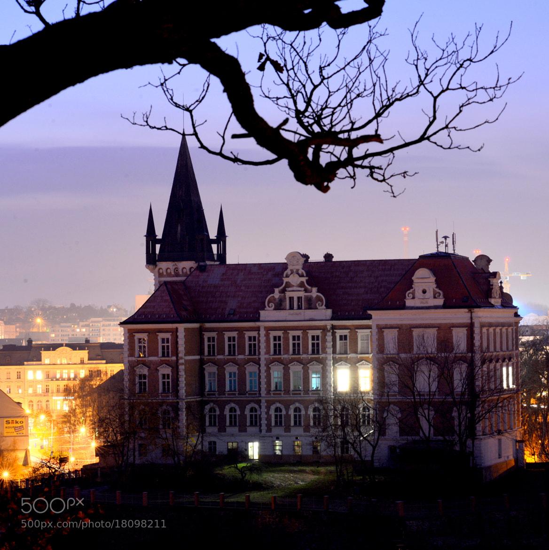 Photograph Night Bohemia by Konstantin Tilikin on 500px