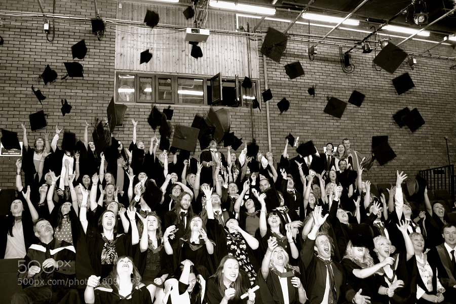 Photograph Graduation by Amii Freeman on 500px