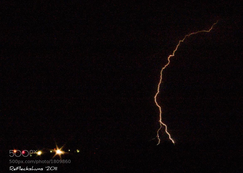 Photograph Strike by Stuart Fleck on 500px