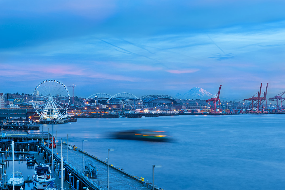 Photograph Bell Harbor by David Kosmos Smith on 500px