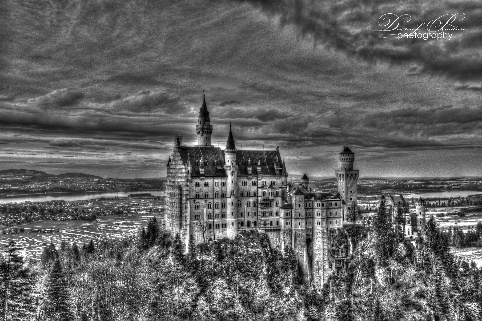 Photograph Neuschwanstein schloss by Daniele Pastore on 500px