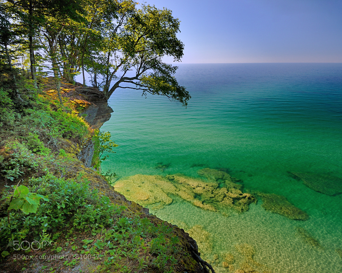 """Photograph """"Michigan's Paradise"""" Lake Superior , Pictured Rocks National Lakeshore by John McCormick on 500px"""