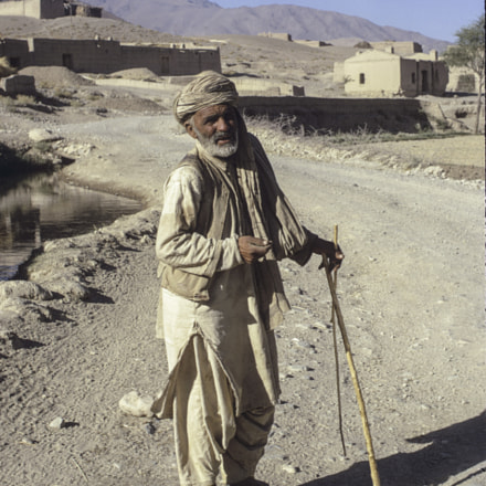 Afghanistan - vallée de Bamiyan