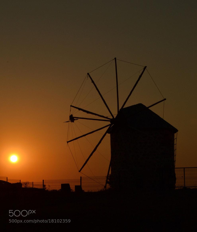 Photograph Windmill by Zeynep Ugurdag on 500px