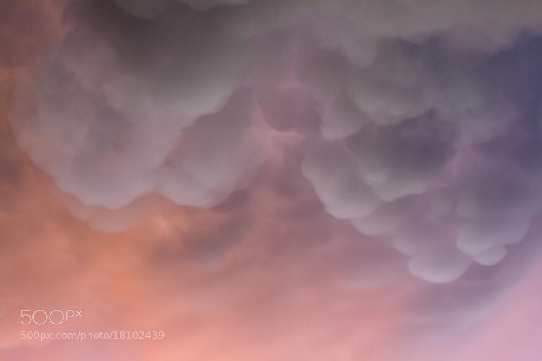 Photograph Cloudscape Mammatus by A.M. Ruttle on 500px