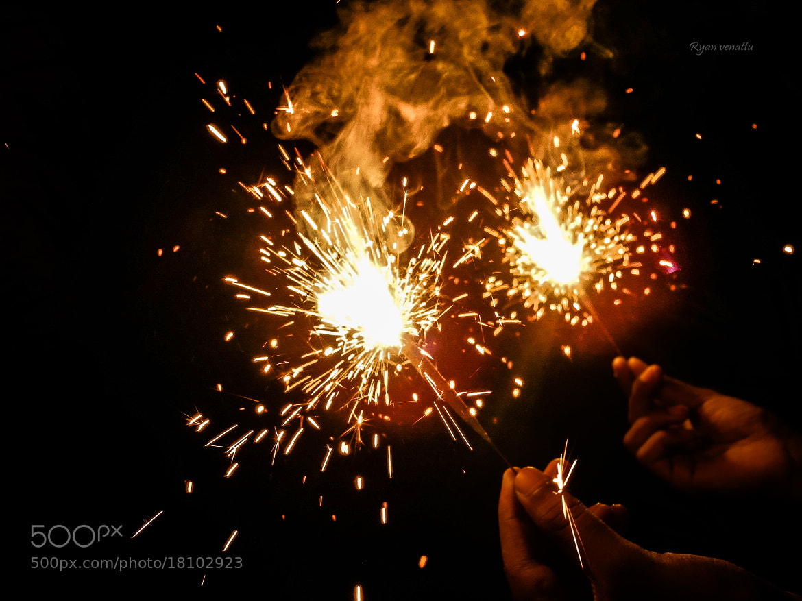 Photograph Firework by Ryan Venattu on 500px