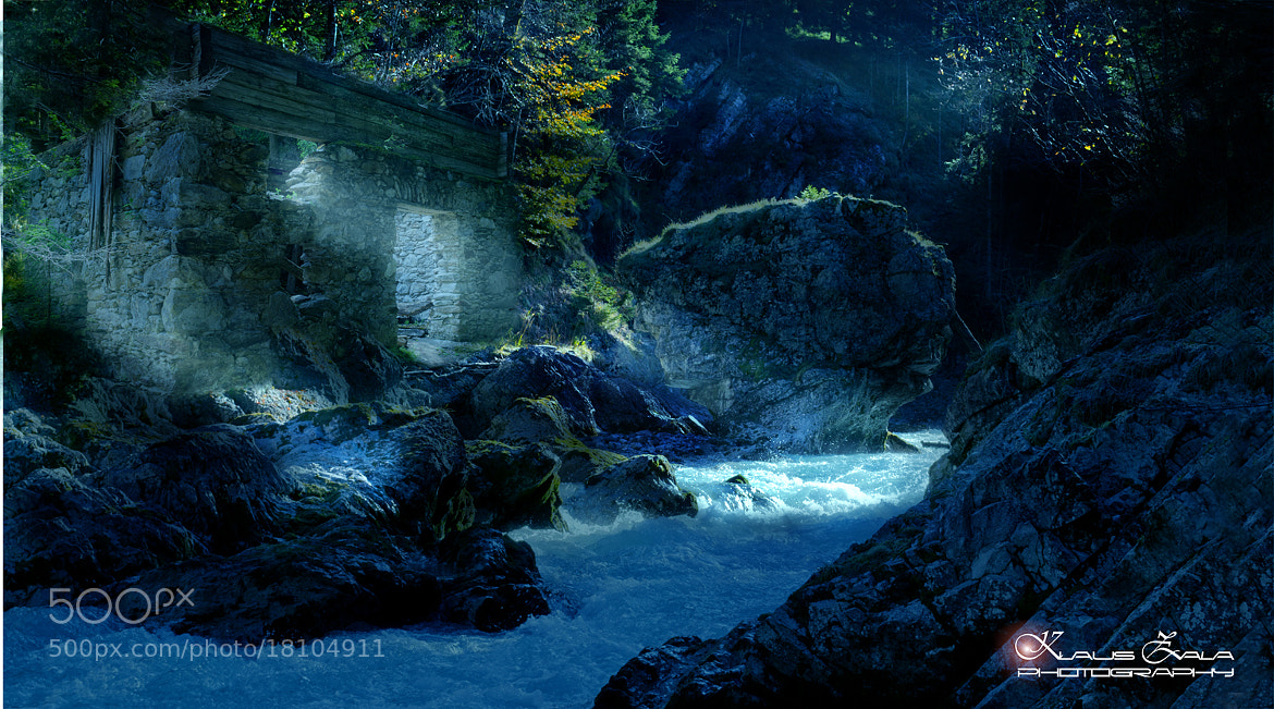 Photograph moonlight by klausZ - Photography on 500px