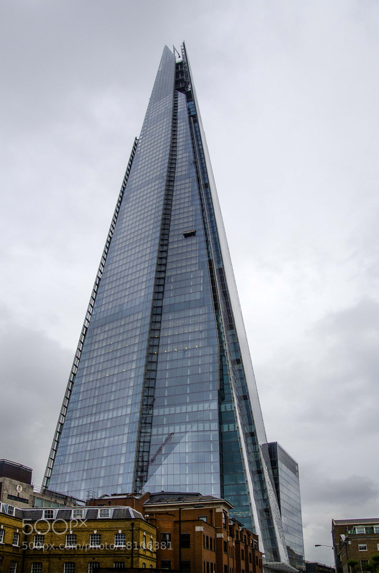 Photograph Shard 4 by David Trotter on 500px