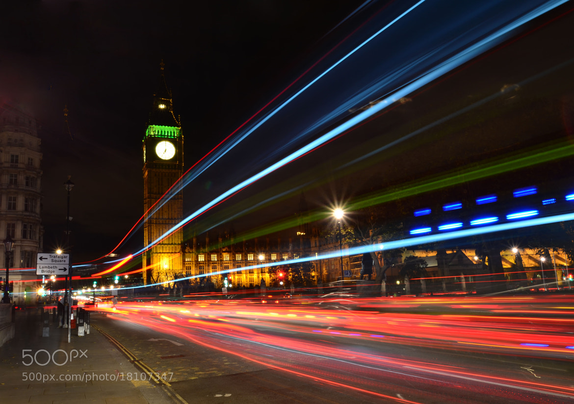 Photograph Big Ben North by Martyn Addison-Smith on 500px