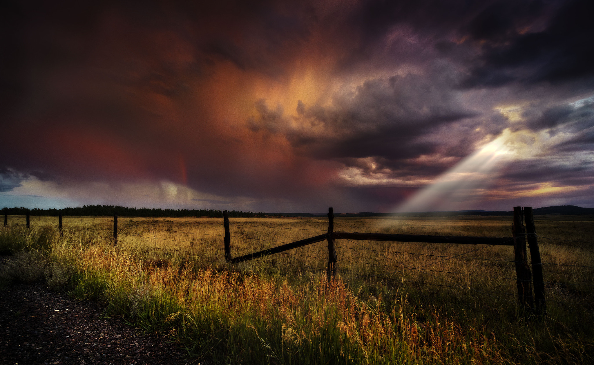 Photograph stormy atmosphere by Stefan Thaler on 500px