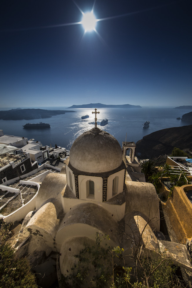 Photograph Fira - Santorini by Peter I on 500px