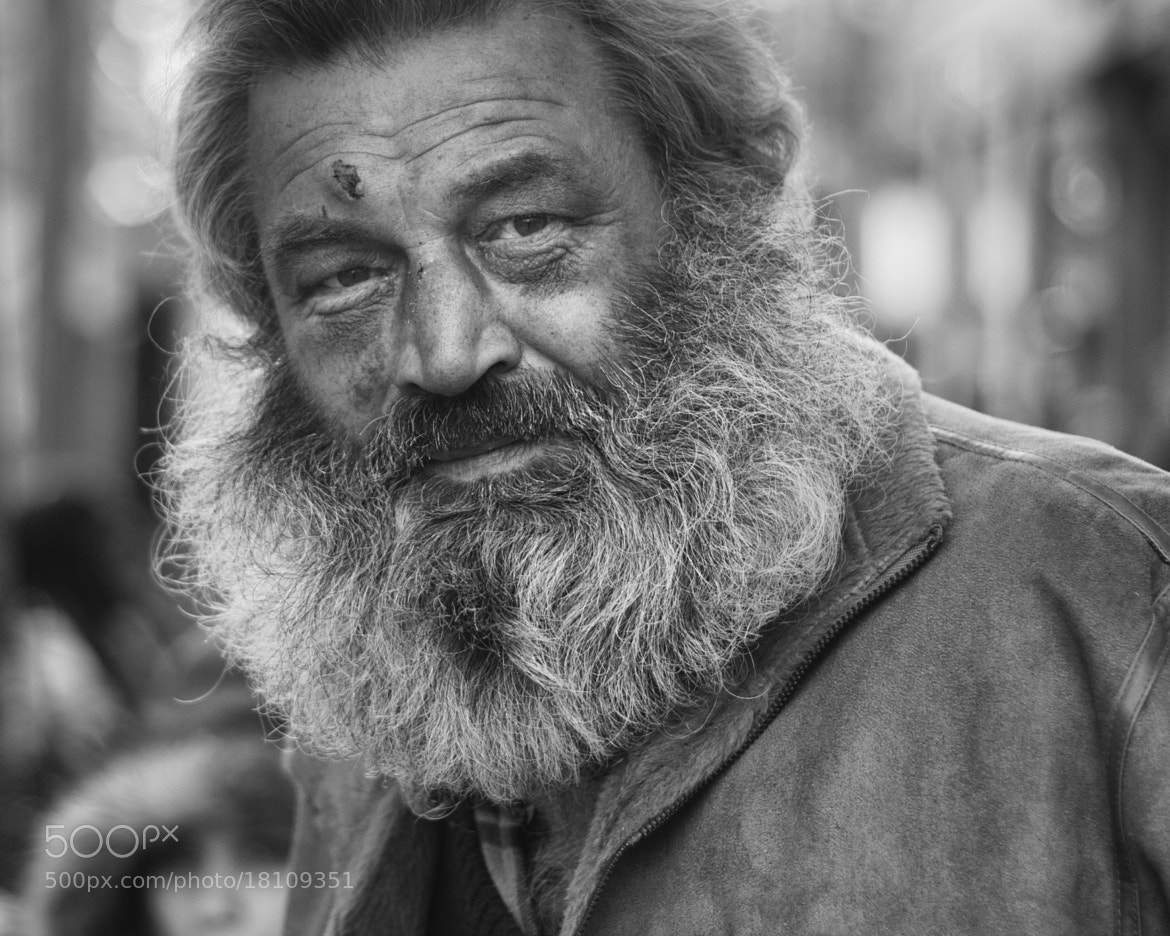 Photograph Beard by Eldar Benua on 500px