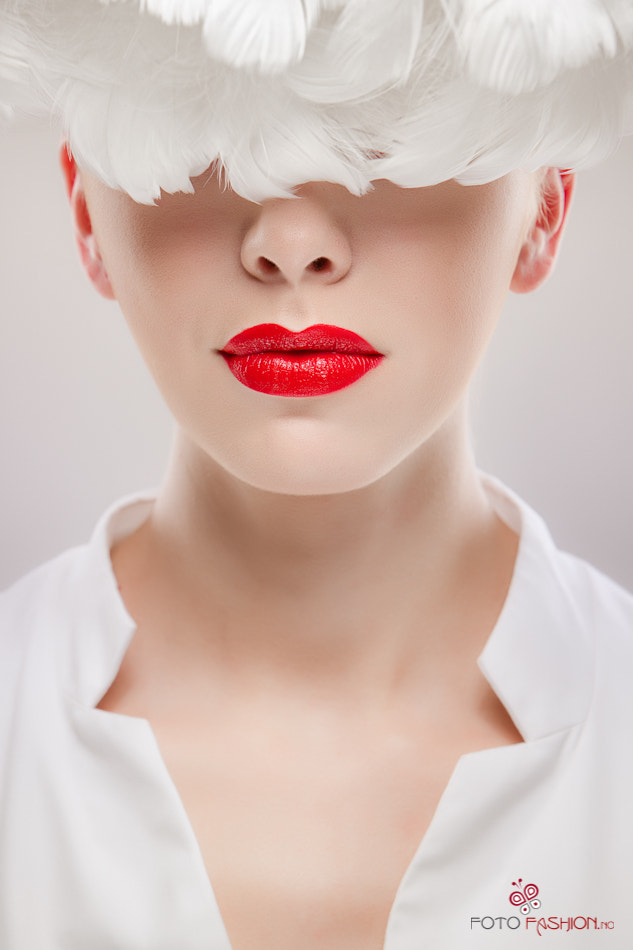 Photograph Red Lips by Eric Fagerheim on 500px
