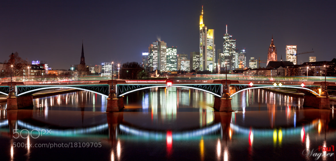 Photograph Frankfurt am Main by Paul Wagner on 500px
