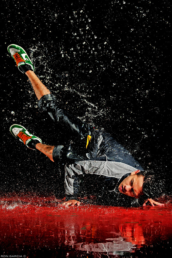 Breakdance by Ron Garcia on 500px.com