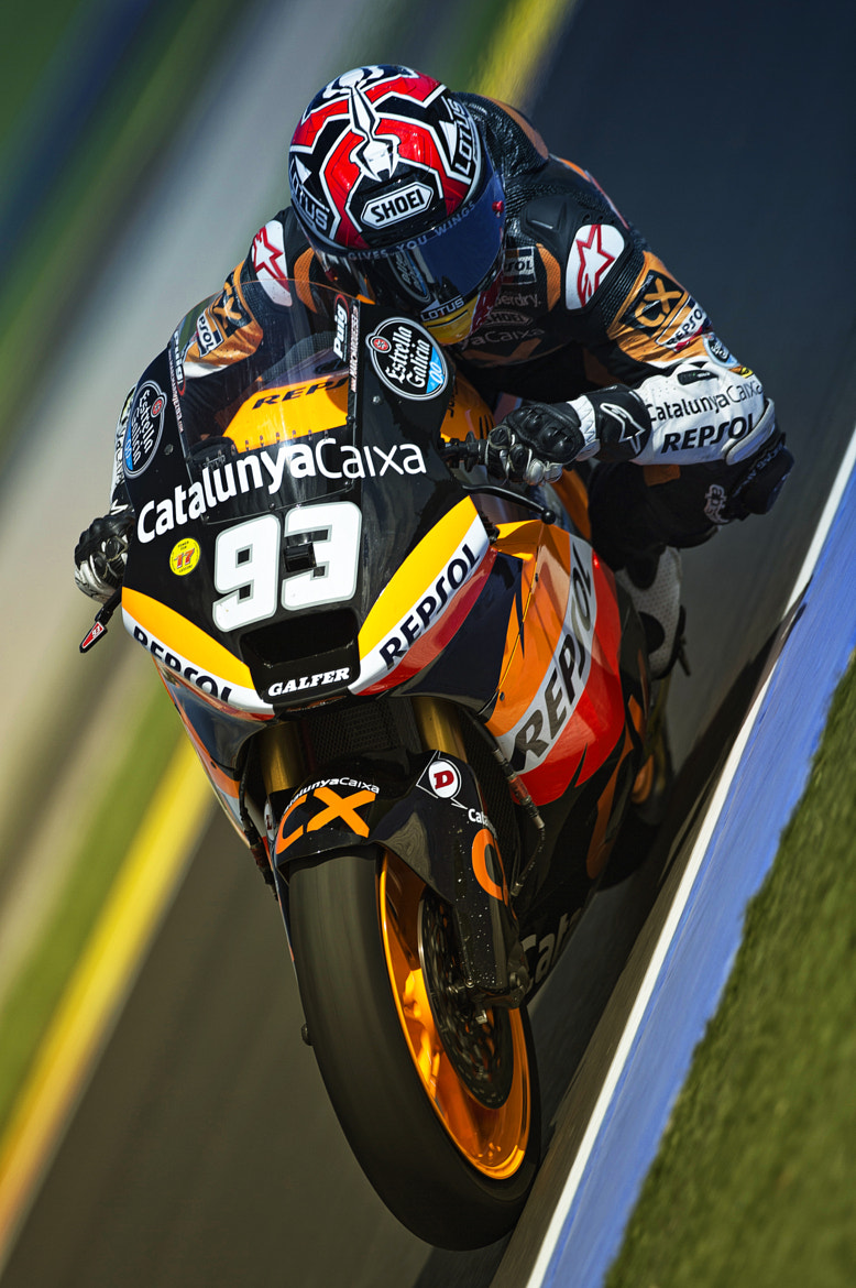 Photograph MOTO2 World Champion 2012 by efecreata photography on 500px