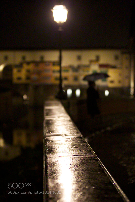 Photograph Sur l'Arno by Eric Dimarcantonio on 500px