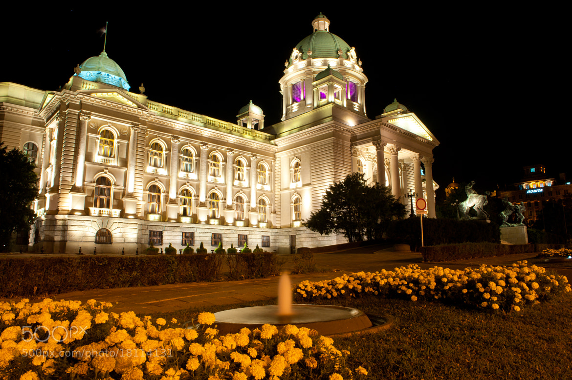 Photograph National Assembly of Serbia by Misa Maric on 500px