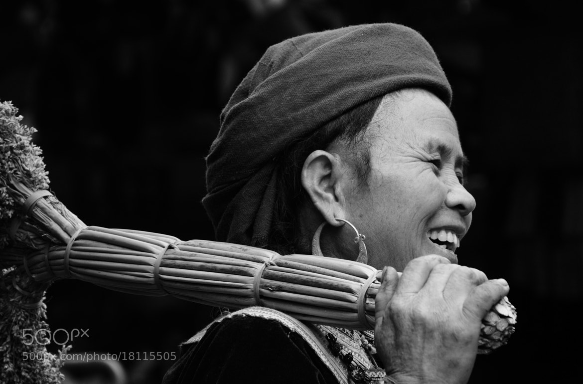 Photograph The smile by Thao Huynh Phuong on 500px