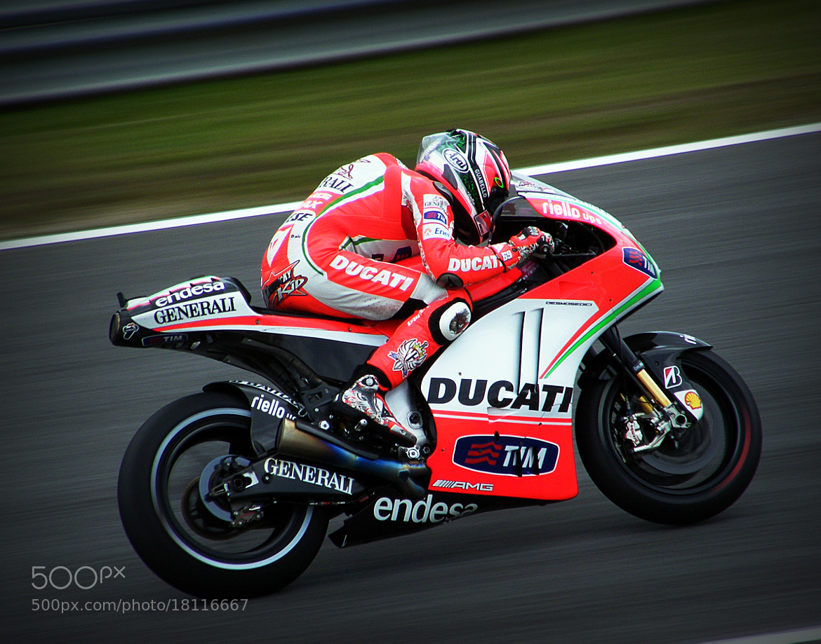 Photograph Moto Gp  by Lucio  on 500px