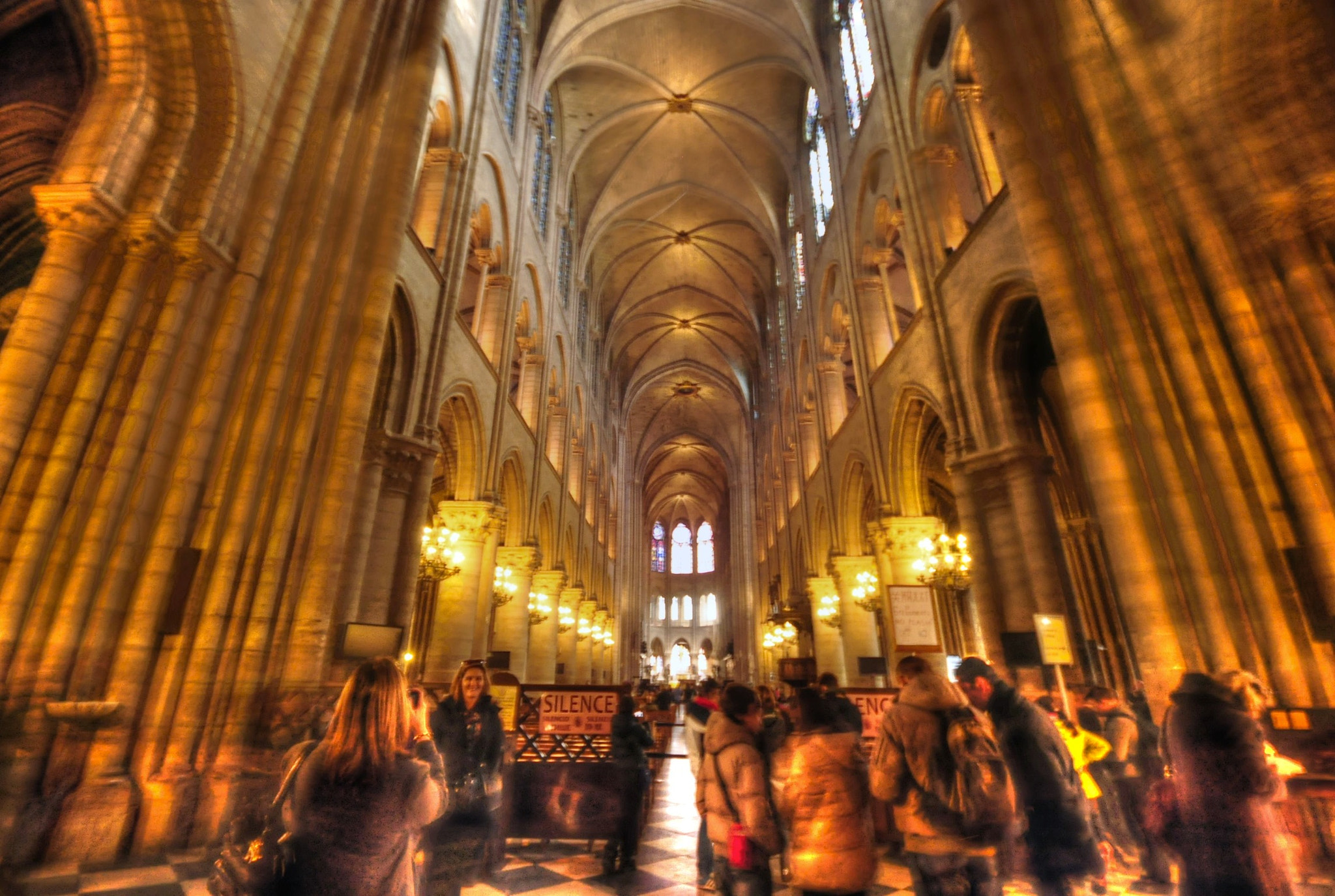 Photograph Notre Dame Gothic by Edward Younan on 500px