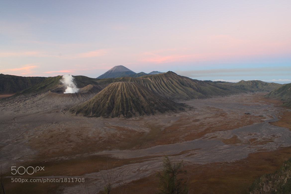 Photograph Bromo first morning by Matteo Angelotti on 500px